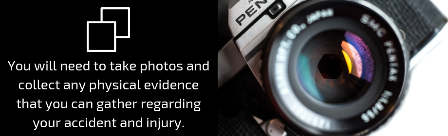 Take Photos And Collect Evidence